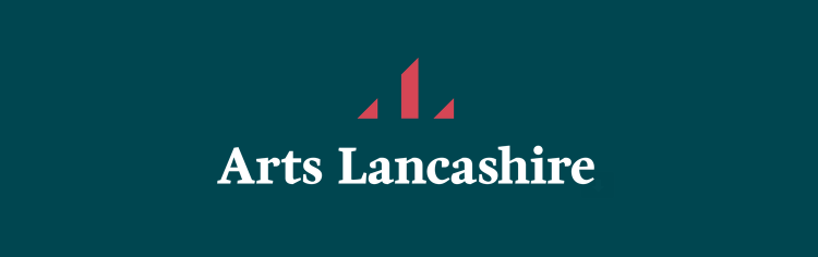 Arts Lancashire logo