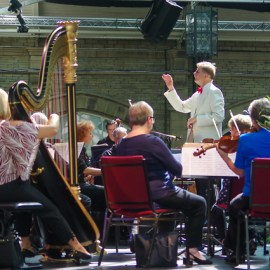 Promenade Concert Orchestra programme of events 2019-20