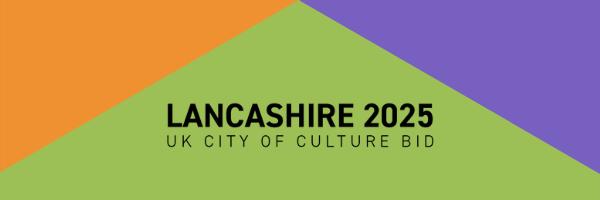Lancashire 2025 logo