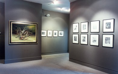 The gallery, pre 2008