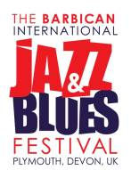 Barbican Jazz and Blues festival logo