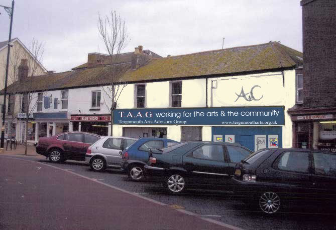 Teignmouth's Swanson's Garage to re-open as an arts centre
