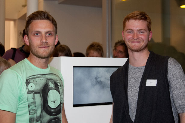 Burst! wins Plymouth graduates £1,000 Jerwood Drawing Prize