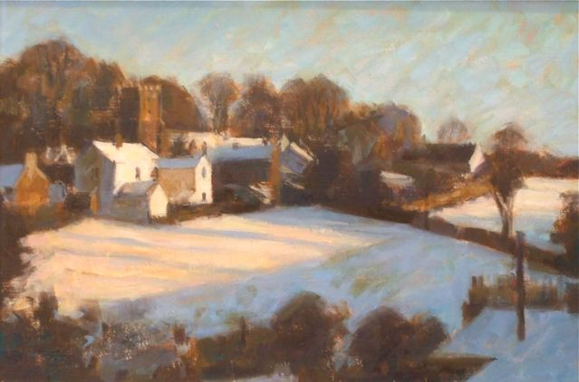 Winter exhibition at White Space Art, Totnes