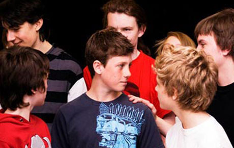 Young people interested in performance and theatre called to Devon Youth Theatre