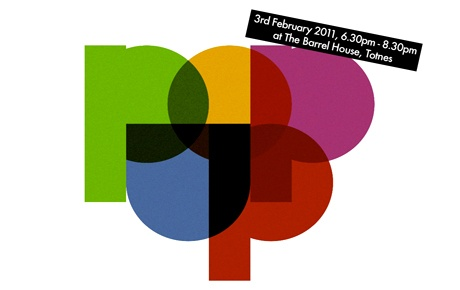 pop_up in Totnes for creatives and social media users
