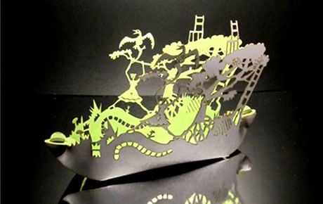 Exhibition of the week: New Territories, Devon Guild of Craftsmen