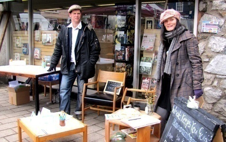 Encounters – Dartington's creative dialogue exchange – goes on the road round Totnes