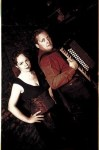 Desire, drinked and dogged optimism. The Accordianist at The Exeter Bike Shed theatre