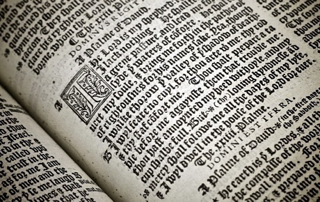 Plymouth University celebrates 400th anniversary of Bible