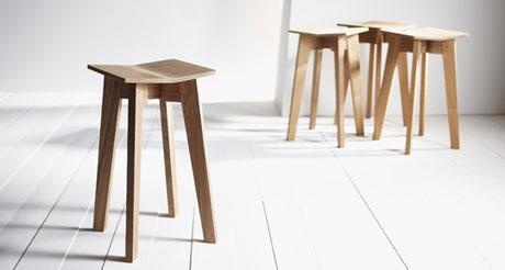 Craftsmanship and design in furniture from Shawstephens