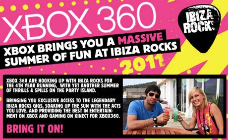 Xbox-Ibiza Rocks