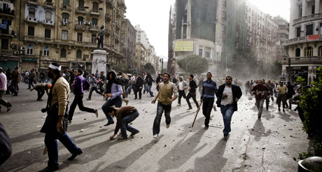 Shifting Sands – Guy Martin's images of the Arab Spring unfolding in Egypt and Libya
