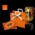 BAFTA Orange