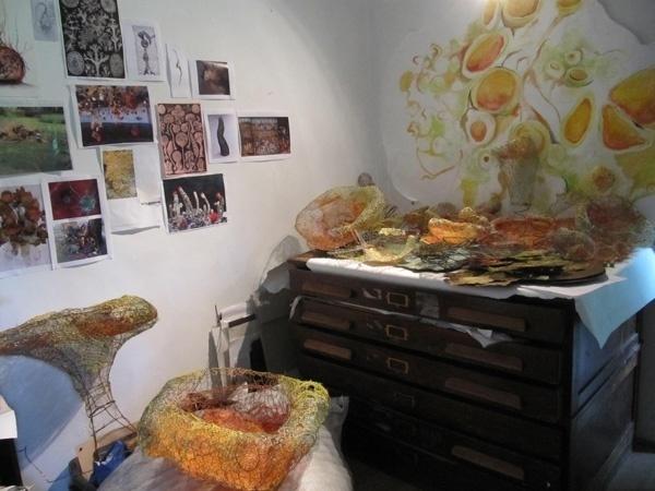 The Abundance Garden Trail – Somerset Art Weeks 2013