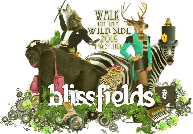 Walk on the Wildside for Blissfields Festival 2014 line up
