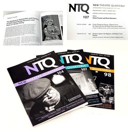 New Theatre Quarterly
