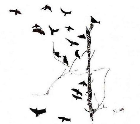 Rebecca Lam bye bye blackbird