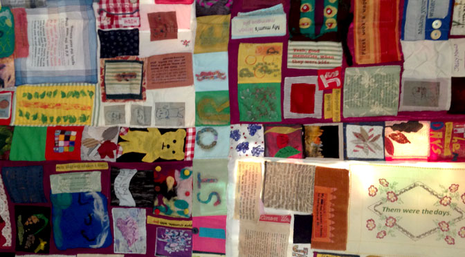 'Tactile Histories' – Art exhibition by deafblind people at the V&A Museum of Childhood