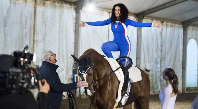 Crazy horses for Mapei on her Reality Road adventure
