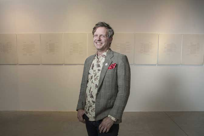 Cornwall artist wins Audience Choice Award at first Plymouth Contemporary Open
