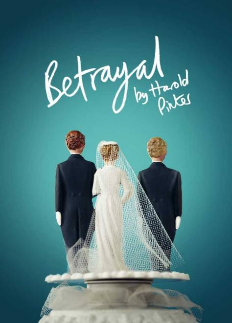 betrayal at Exeter Northcott Theatre