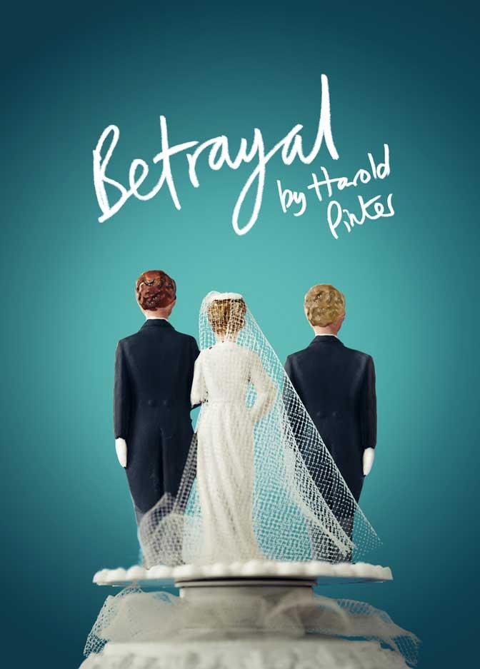 betrayal at Exeter Northcott Theatre
