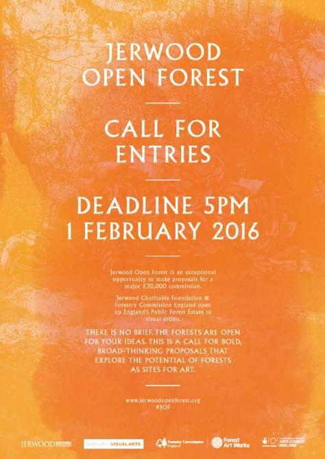 Jerwood Open Forest