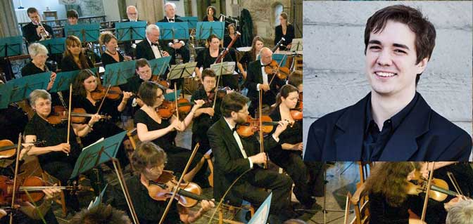 Plymouth Symphony Orchestra with Daniel Lebhardt