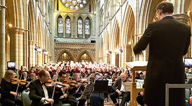 'Sumptuous dish of Cornish Cream – Victorian style': Three Spires Singers and Truro Choral Society perform 'Elijah' at Truro Cathedral (review)