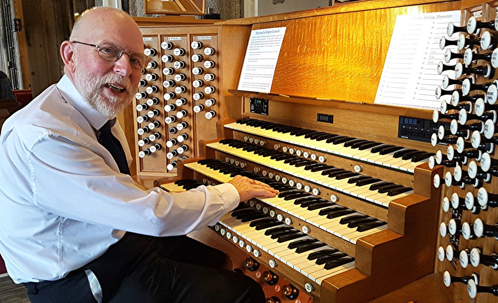 Well-balanced recital mixes poignancy with power: David Crocker at the Minster Church of St Andrew