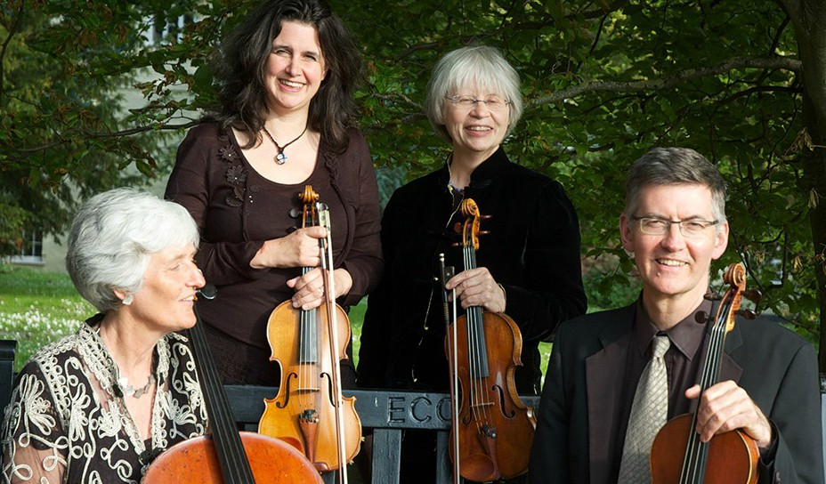 Divertimento String Quartet unveil exciting new programme for October