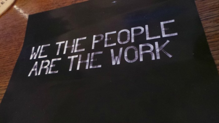 We The People Are The Work: major visual arts extravaganza inspired by Plymouth's people, heritage and future