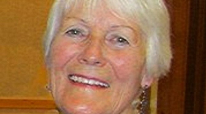 Jeanie Moore MVO: 'Christmases Remembered'