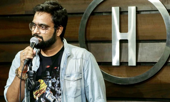 Poetry, art and hope: poet Prankur Chaturvedi on interesting encounters, inspiring stories and the vibe of performing
