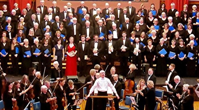 Plymouth Philharmonic Choir (c) Howard Perks