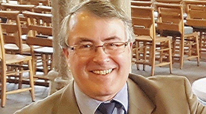 Organ recital kicks off new series of lunchtime music events at Sherwell United Church