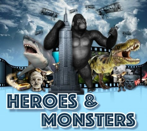 BSO 'Heroes and Monsters'