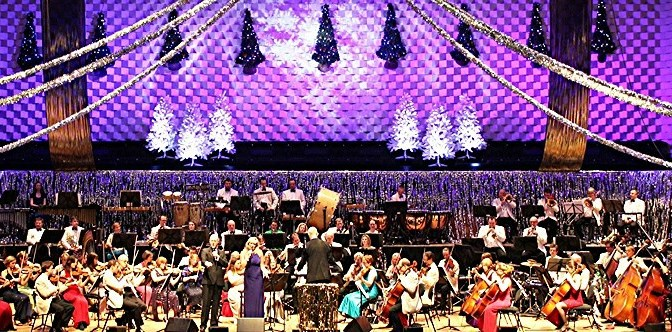 Bournemouth Symphony Orchestra's 'Last Night of the Christmas Proms' to get festivities in full swing at the Great Hall Exeter