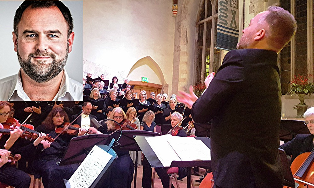 Dartington Community Choir's enthralling Elijah (review)