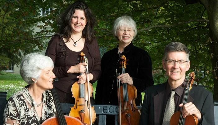 Divertimento String Quartet Programme –  Spring 2018 (updated)