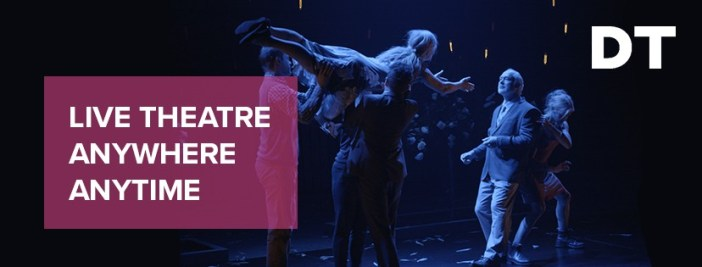 Digital Theatre launched online subscription platform for theatre and the performing arts