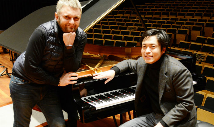 Bournemouth Symphony Orchestra debuts new Steinway Grand Piano