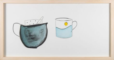 'Little group with Tate cup' Jessica Cooper