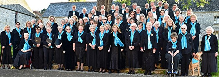 Brent Singers sell-out concert at Buckfast Abbey
