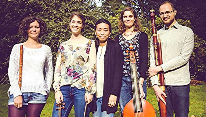 Stylish ensemble to bring Totnes concert series to a close