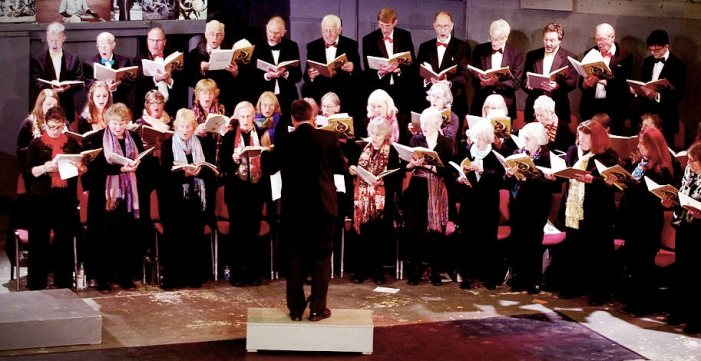 A gem of a concert, perfect for a summer evening | East Cornwall Bach Choir offer An Evening of English Song