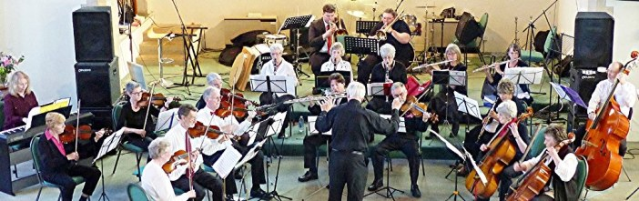 A delight for the season, 'Music for Midsummer' from Ivybridge Community Orchestra