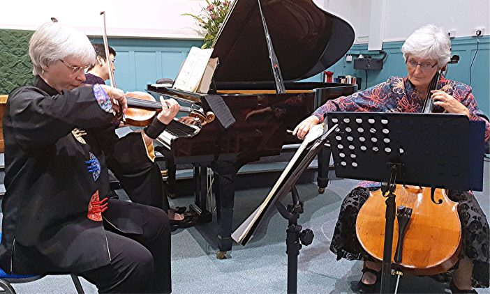 Pure enjoyment from first to last note: Divertimento Piano Trio