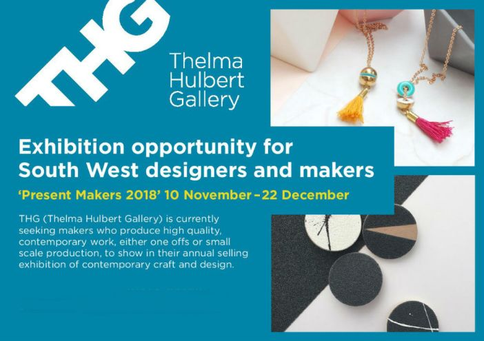 Call out for South West makers to submit for famed Christmas exhibition